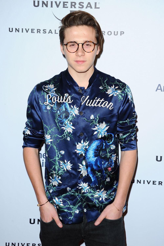 Brooklyn Beckham: A Fashion Icon\'s Son | Look