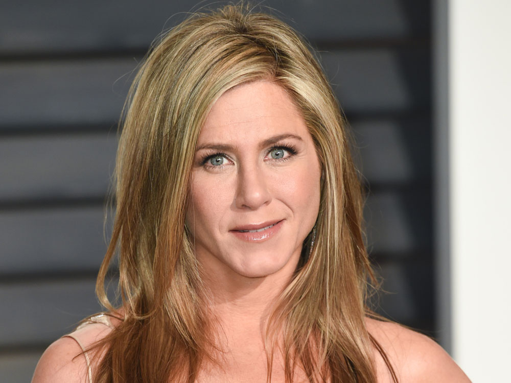 Jennifer Aniston's Beauty Routine Is Really Very Normal