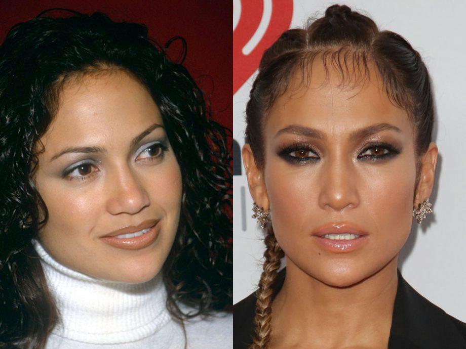 13 Stars Whove Had Major Eyebrow Transformations Look
