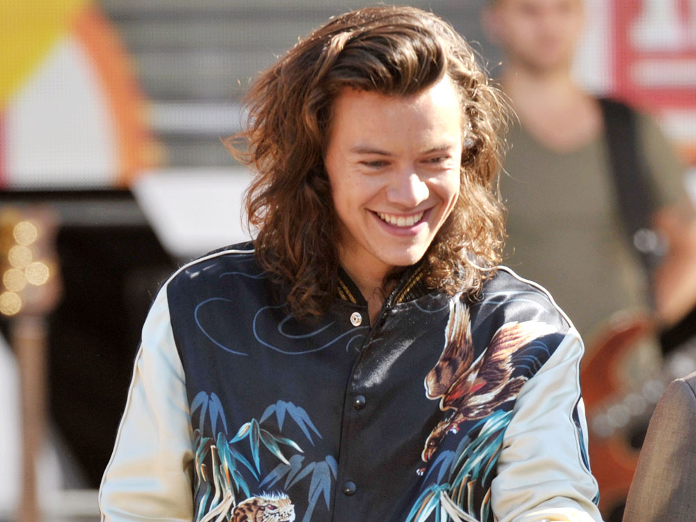 Harry Styles Does Something Crazy To Lose Weight Look