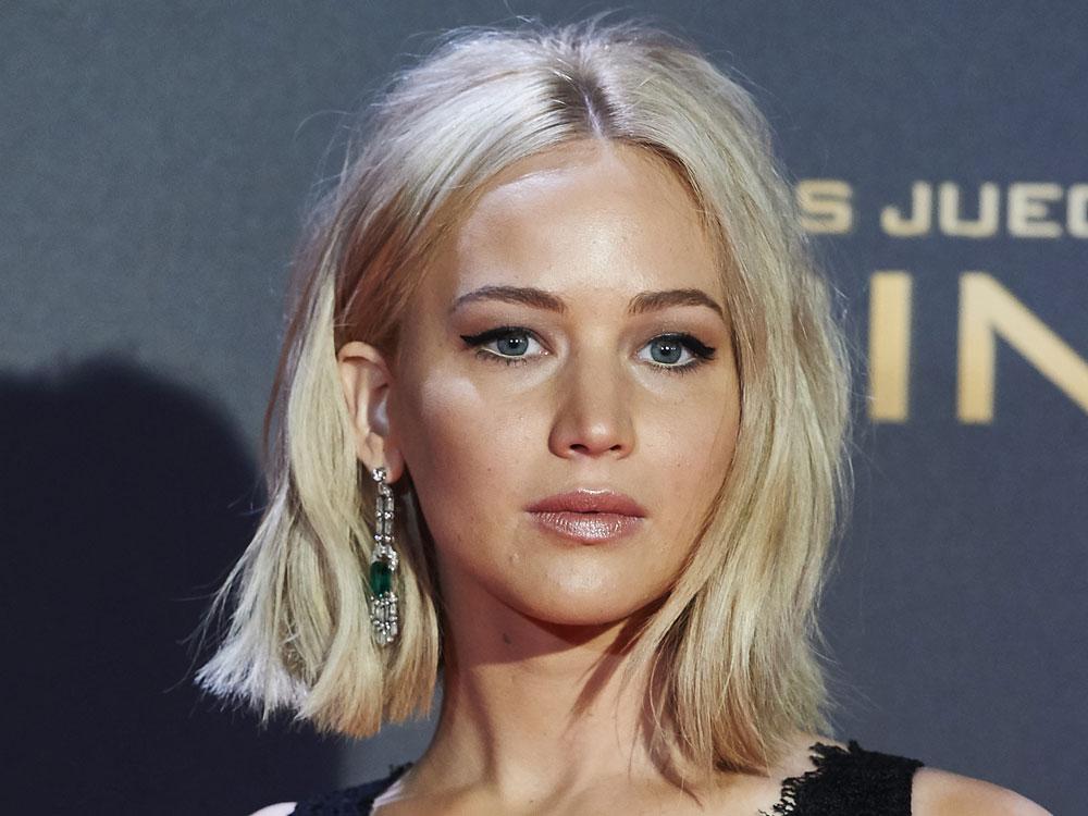 Jennifer Lawrence x reader