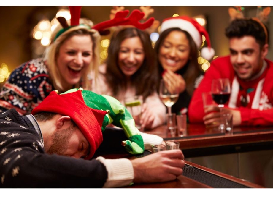 11 things not to do at your work christmas party