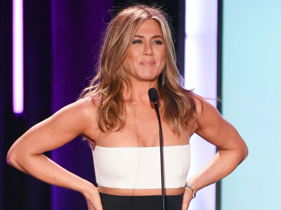 Celebs Who Don't Have Kids: Jennifer Aniston