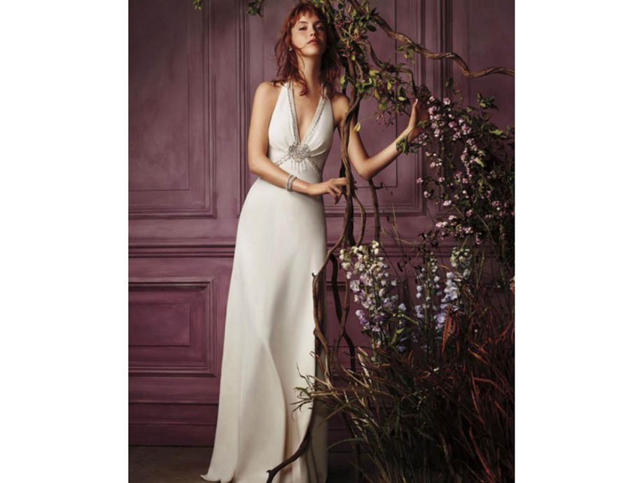 Wonder by Jenny Packham is available at David's Bridal now