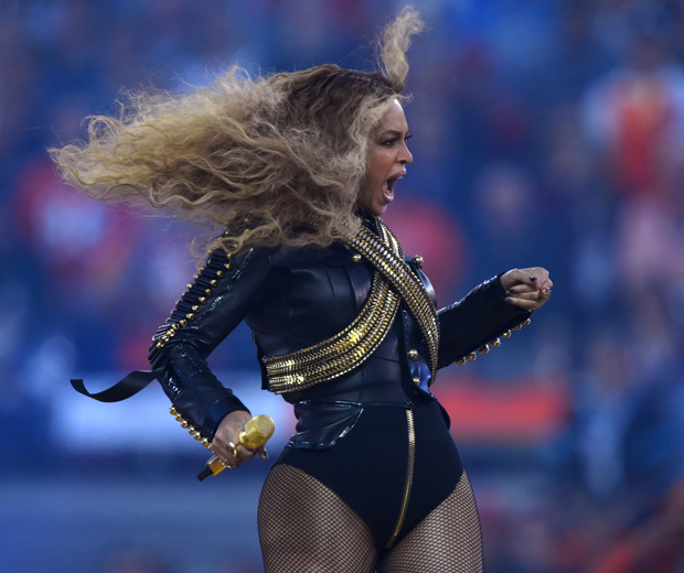 Beyonce stole the Super Bowl half time show with her performance of Formation