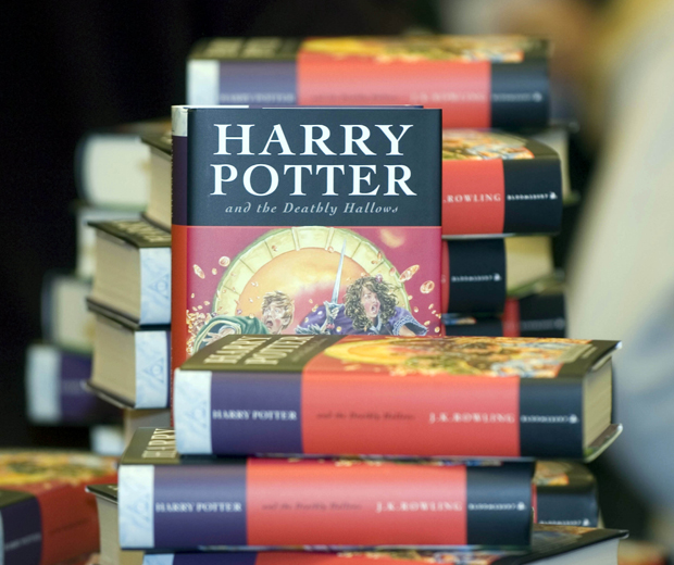 Harry Potter Book Worth ~ Here s how much your harry potter books are worth now look