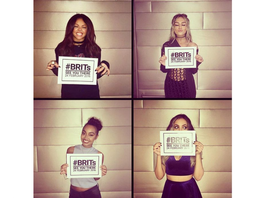 Little Mix are up for two gongs at the Brits tonight