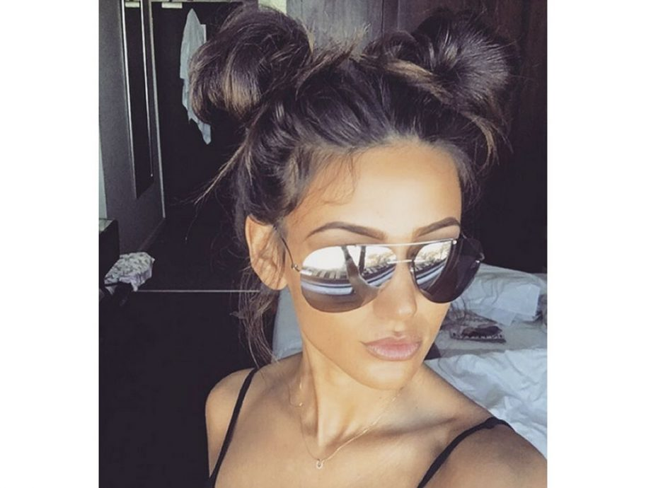 Michelle Keegan is busy with her career right now