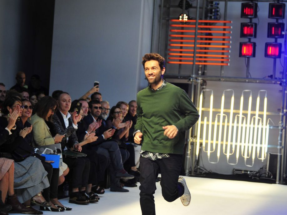 MSGM creative director Massimo Giorgetti has banned social media at his Milan Fashion Week show
