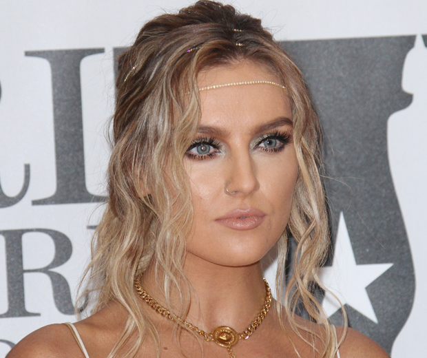 Perrie had *the* scariest fire experience in her home yesterday...