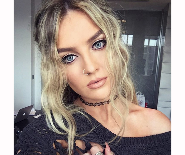 How has Perrie Edwards reacted to *that* steamy video?