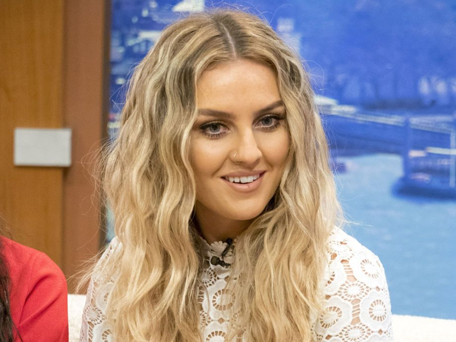Perrie Edwards appeared on Good Morning Britain earlier today