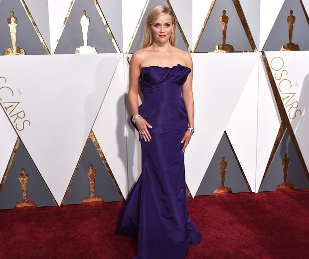 Reese Witherspoon had a red carpet clash with another Oscars celebrity...