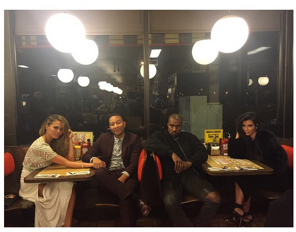 We can't promise your double date will be this glamorous