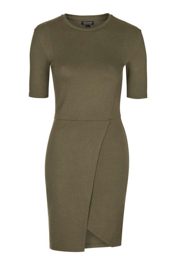 Topshop Wrap Dress £24