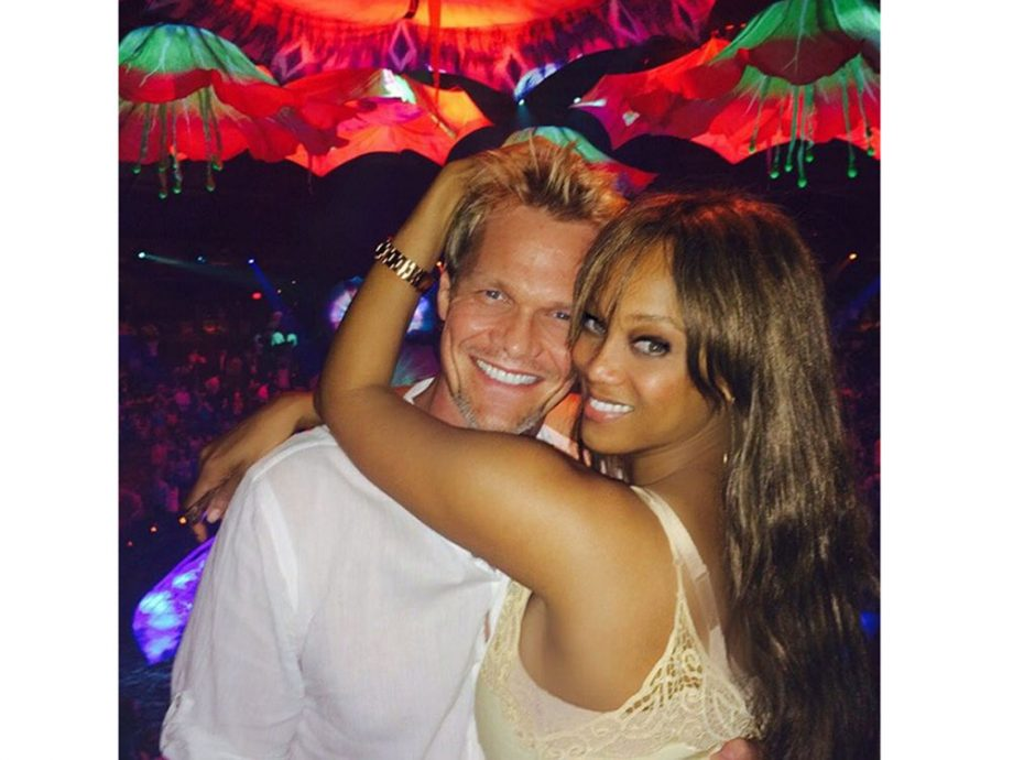 Tyra Banks and Erik Asla have announced they will be parents through a surrogate mother