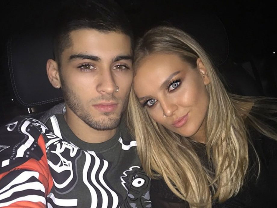 Zayn Malik and Perrie Edwards first got together in 2011