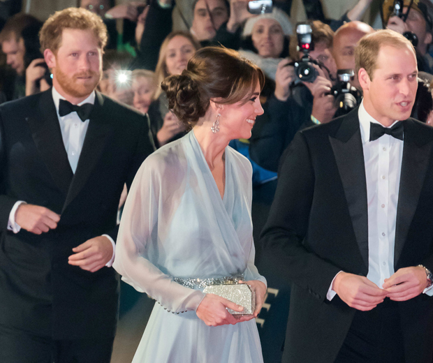 This Is How Much Spending Money Kate, William And Harry