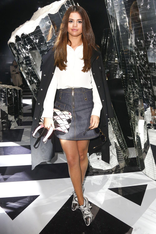 Selena Gomez 39 S Fashion File Look