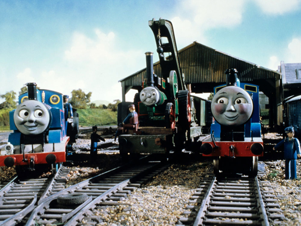 Thomas The Tank Engine Introduces New Characters Look