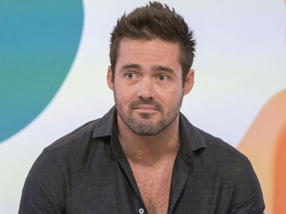 Spencer Matthews Gets Grilled On Loose Women | Look