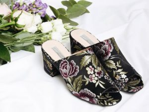 Primark Embroidered Mules