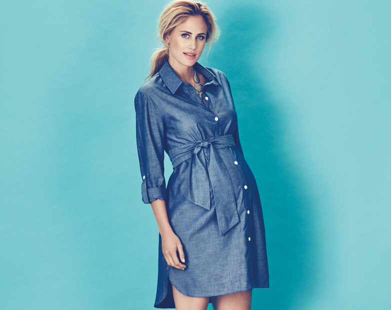 Maternity Dresses: The Best On The High Street   Look