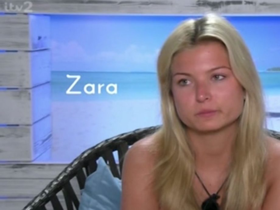 The Real Reason Zara Holland Left Love Island