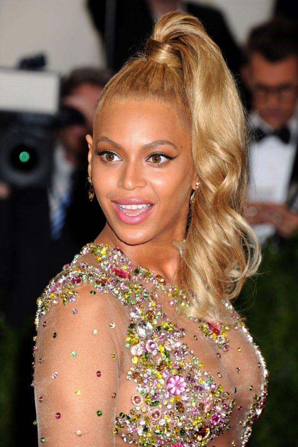 Beyonce High Ponytail Hairstyles Hairstyles Wordplaysalon