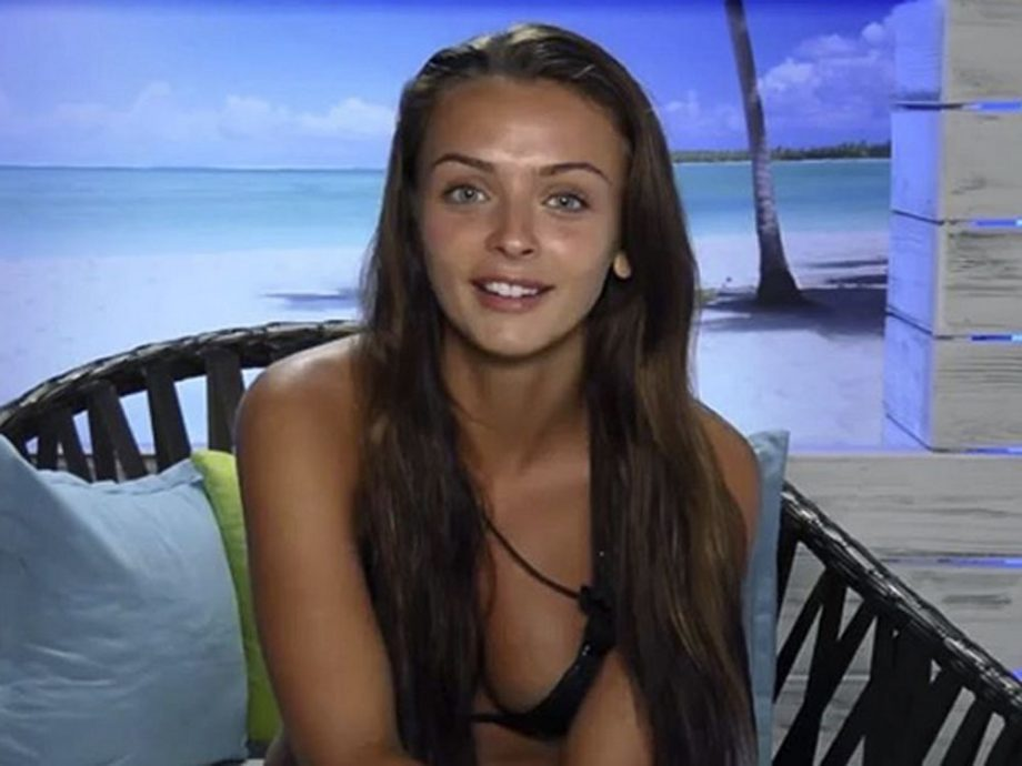 Kady McDermott's hair had previously looked browner