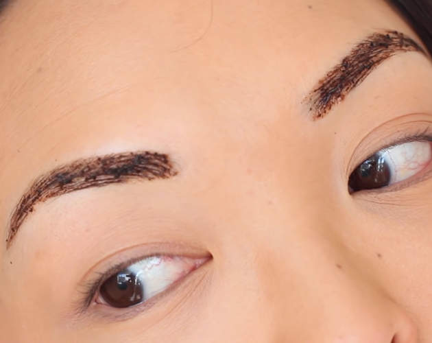 Your Favourite Foods Can Give You Better Brows Look Magazine