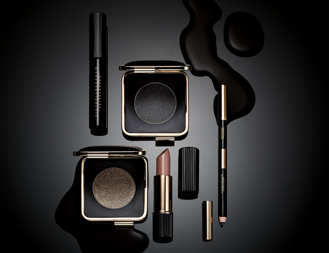 A First Look At The Victoria Beckham X Estee Lauder Spring Makeup - Look Magazine