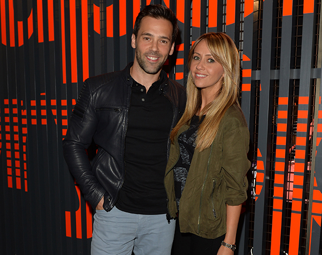 Samia Smith and Sylvain Longchambon