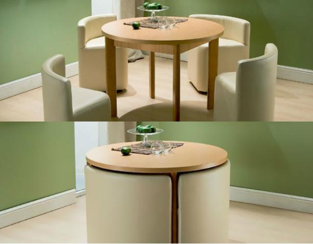 table de cuisine pour petit espace petite table de salle a manger idee deco table salle also. Black Bedroom Furniture Sets. Home Design Ideas