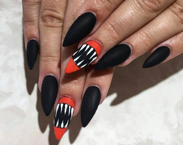 The Best Halloween Nails On Instagram To Give You Inspo