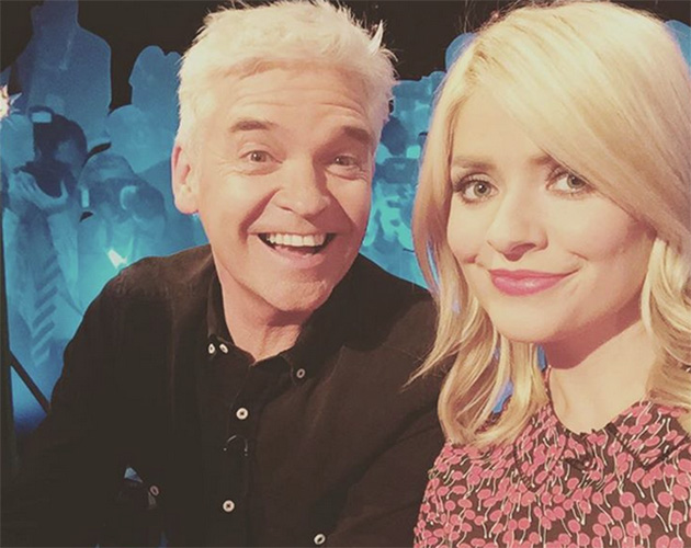 Celebrity juice with phillip schofield