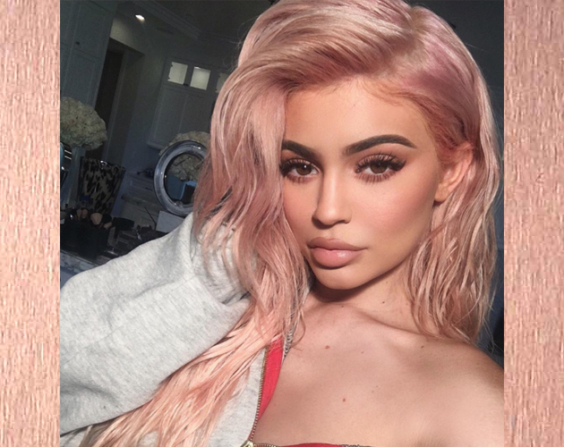 Kylie Jenner Dyes Her Blonde Hair Autumn S Hottest Shade