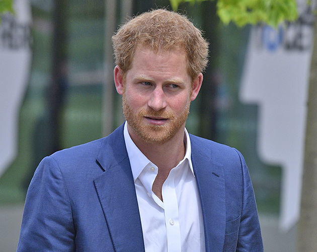 prince harry just gave the game away about new girlfriend