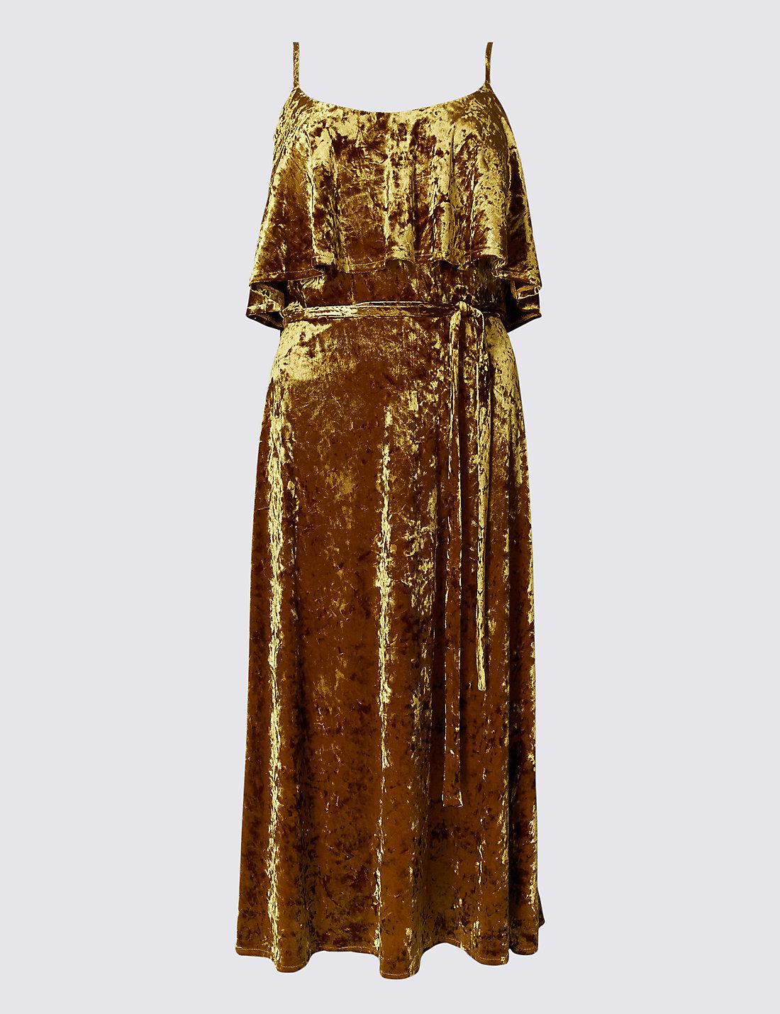 Velvet Dresses: The Best To Buy On The High Street Now