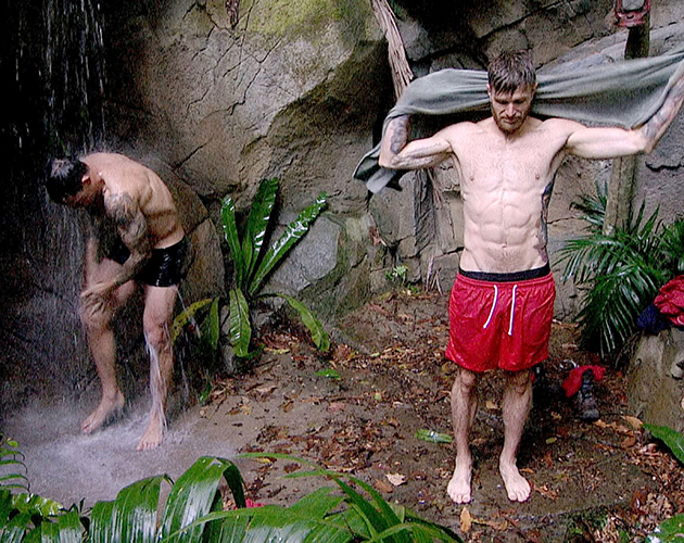 Six of the best I'm A Celebrity jungle shower scenes – The Sun