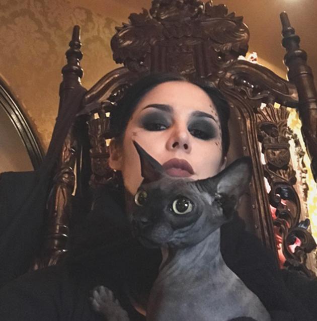 Kat Von D Is Launching A Pastel Goth Beauty Palette