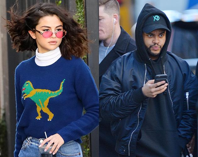Selena Gomez Weeknd Smitten