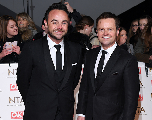 Image result for ant mcpartlin 2017