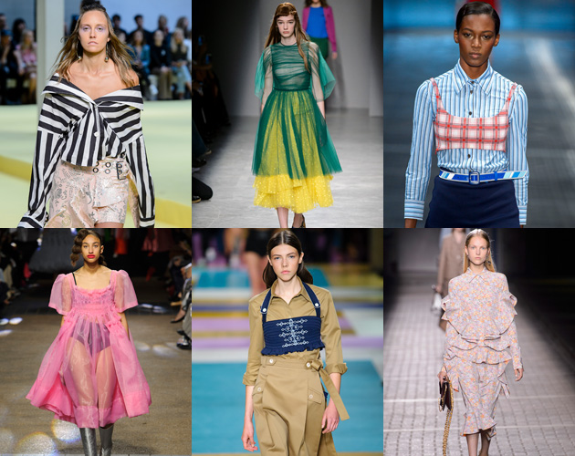 Ss17 Trends The New Season Looks You Can Try Right Now