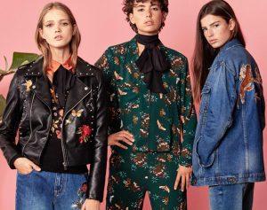 Zara Outlet campaign shot