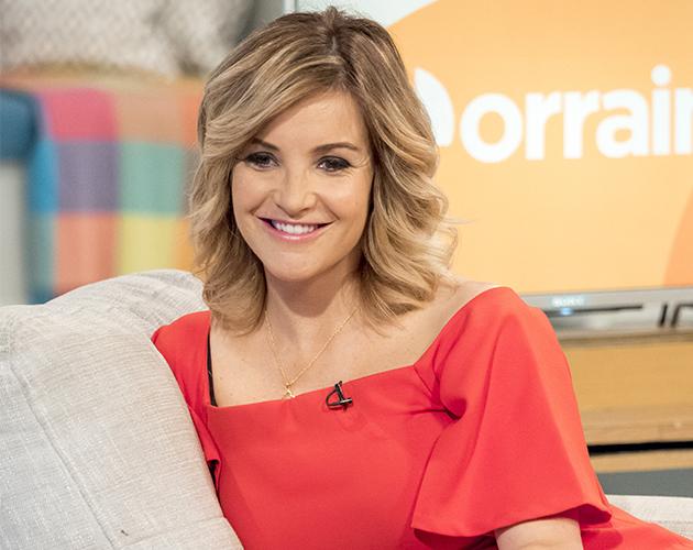 Helen Skelton Gets Cut Off Mid Interview On Lorraine