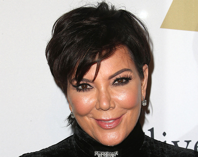 People Were Confused By Kris Jenners Face At The Grammys