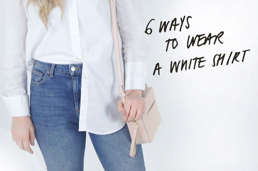 6 Styling Hacks To Revolutionise How You Wear Your White ...