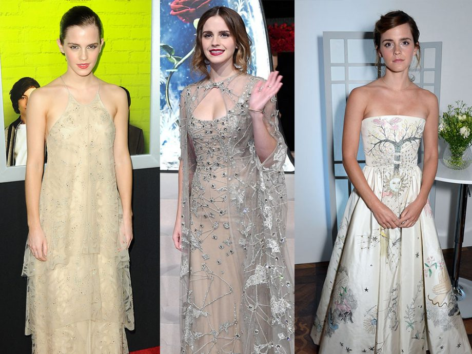 8 Times Emma Watson Looked Amazing On the Red Carpet