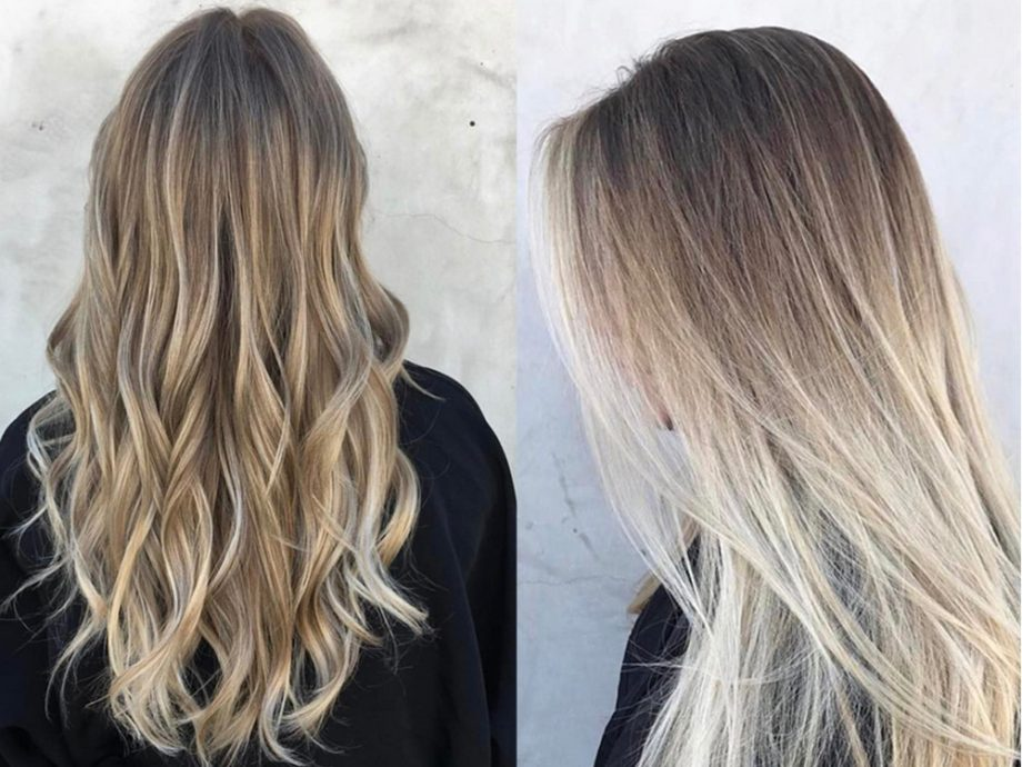 Gloss Smudging Is The Easy New Way To Disguise Your Roots